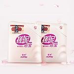 聚美优品 宣琪 桃花型幼嫩(幼白)搓泥浴宝200ml*2