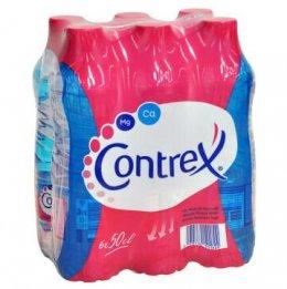 Contrex 康婷 矿泉水 500ml*6瓶